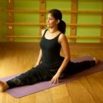 Four steps to the perfect splits (Hanumanasana)