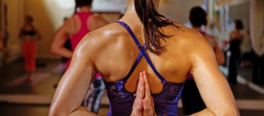 Hot yoga classes in southampton
